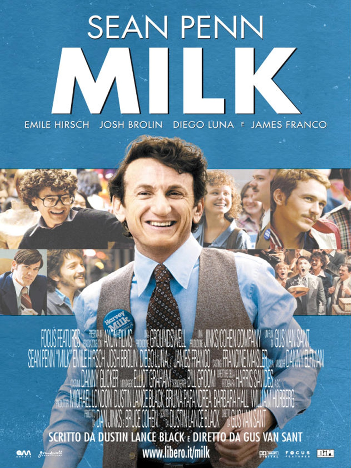 Milk free streaming movie